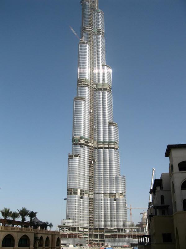 Photo Gallery – Burj Khalifa - Deepseaadventure.net