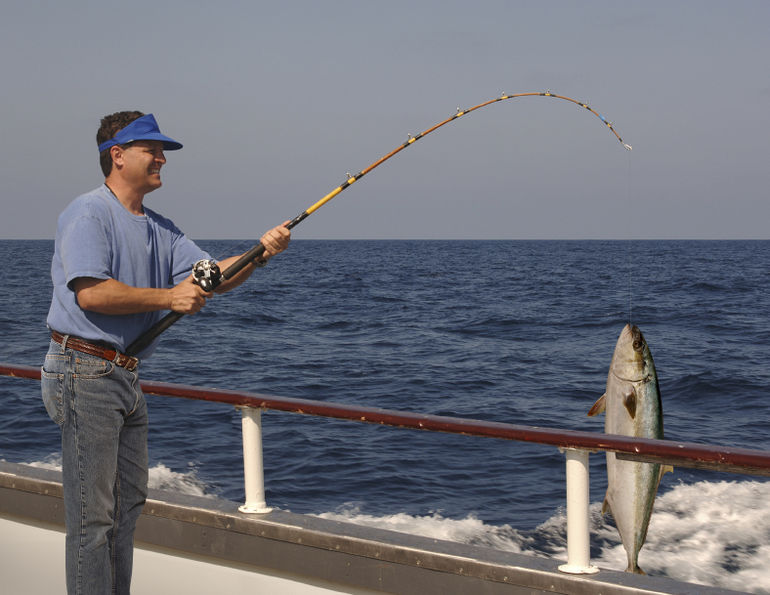 Photo gallery fishing for Deep sea fishing san diego
