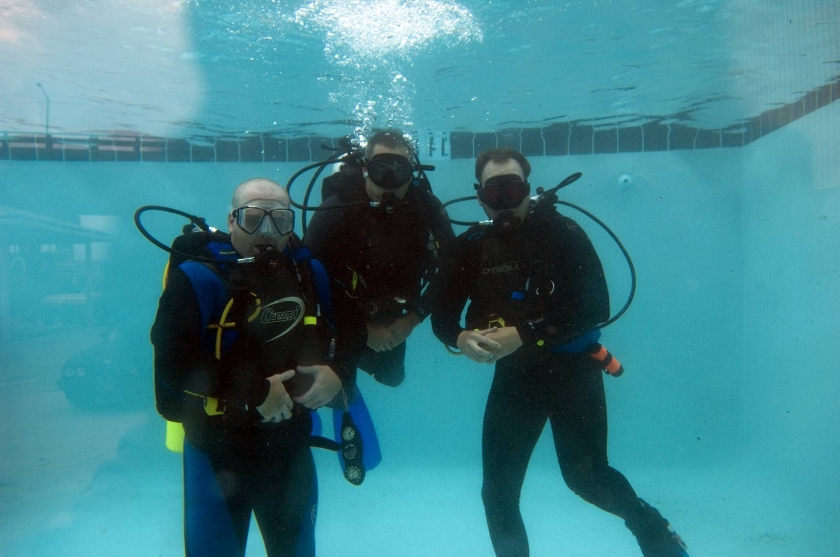 Dubai Scuba Diving Tours